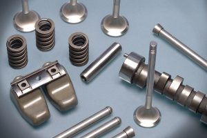 Assortment of Elgin Heavy Duty parts.