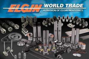 Elgin World Trade arrangement of products