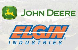 John Deere & Elgin logos