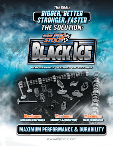 Black Ice Brochure 2018