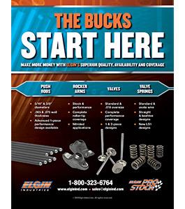 The Bucks Start Here