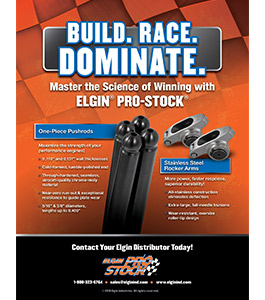 Build. Race. Dominate.
