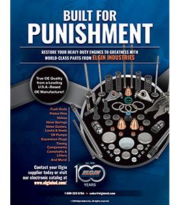 Built For Punishment