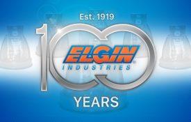 Elgin Industries 100th John Deere 'PARTNER-LEVEL SUPPLIER'